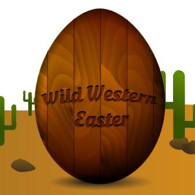 Wild Western Easter
