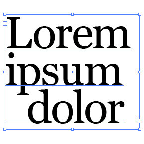 Lorem Ipsum plugin pro Illustrátor