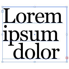 Lorem Ipsum plugin pro Illustrator