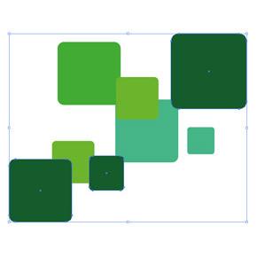 Výběr objektů se stejnými parametry