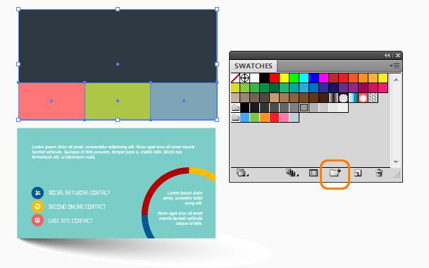 Kopírování barev
