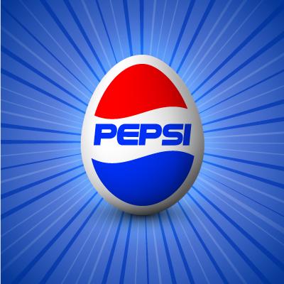 Pepsi vejce