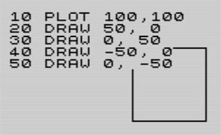 Počítačová grafika na ZX Spectrum