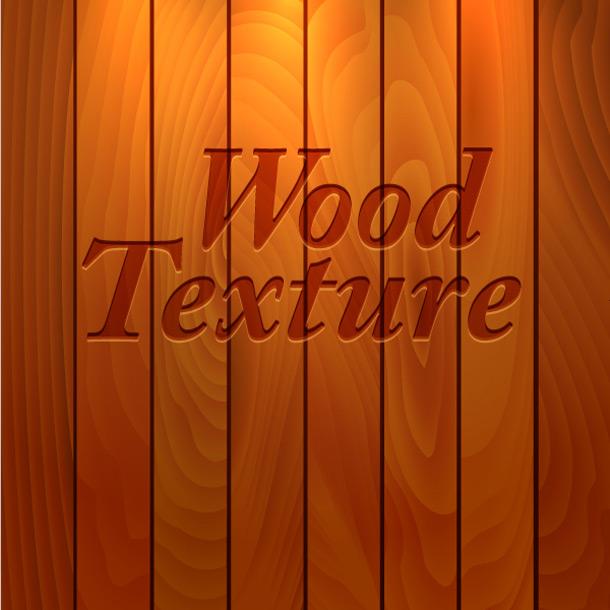Tutoriál na lehce zidealizovanou texturu dřeva