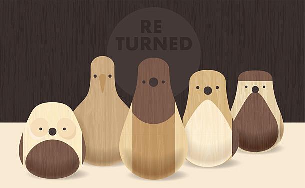 Vzor dřeva v Illustratoru