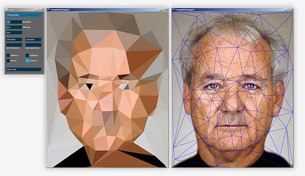 Image Triangulator