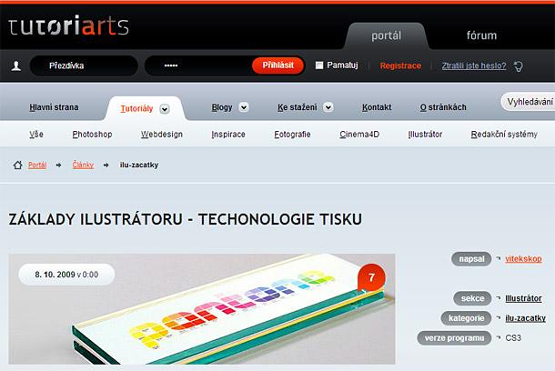 Tutoriarts.cz