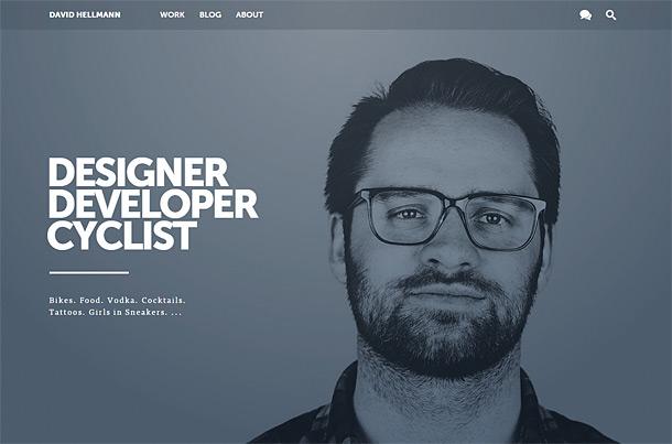 Aktální trendy v designu - výrazná a propracovaná typografie