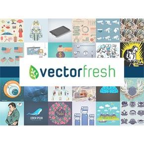 VectorFresh - vektorové ilustrace za zajímavé ceny