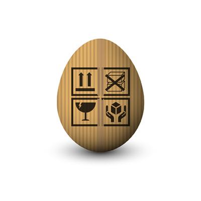 Křehké vejce