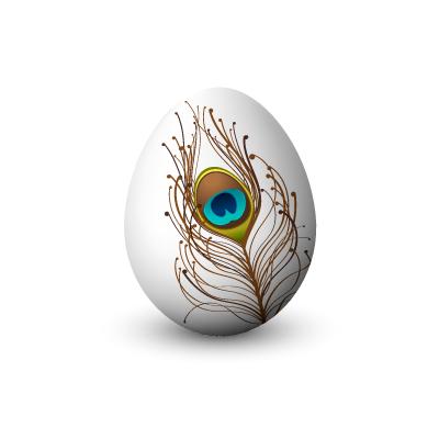 Paví vejce