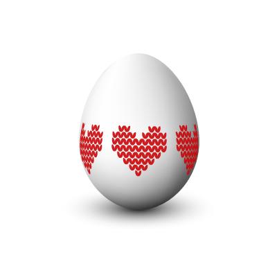 Opletené vejce