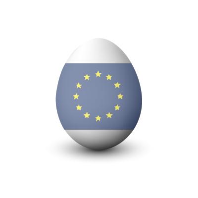 EU vejce
